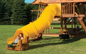 Kids Play System in UAE