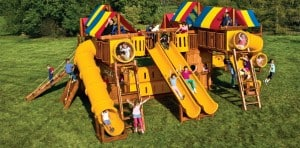 Kids Play Equipment UAE