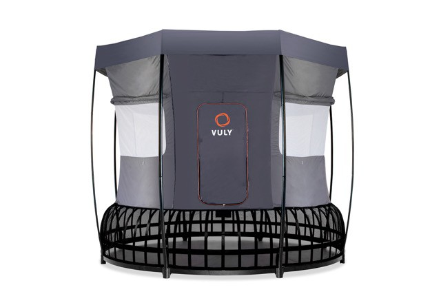 12ft Trampoline with tent