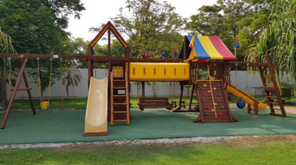 childs swing maintenance