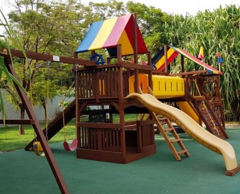 swing set maintenance Dubai