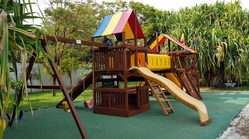 swing set maintenance Dubai